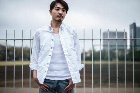 白いシャツ_d0108933_1402371.jpg
