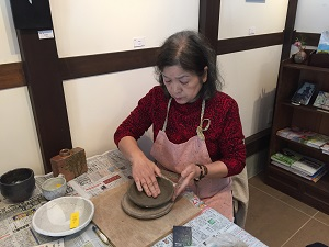 第31回 むくのき倶楽部陶芸教室_f0233340_15402166.jpg