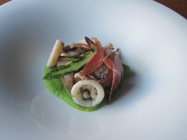 4月の料理「豚&イカ」_d0177560_1951657.jpg