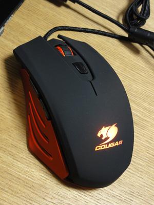 MX-518 の次のマウス選び・・・ ついに? COUGAR 200M_b0006870_06544.jpg