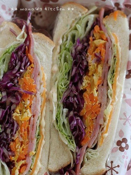 Sandwich ✿ たけのこ マイウ~( ´ )д( ` )~♪_c0139375_10375774.jpg