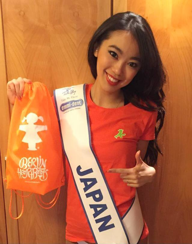 Miss Intercontinental Japan 吉井絵梨子さんと。_c0180686_09054052.jpg