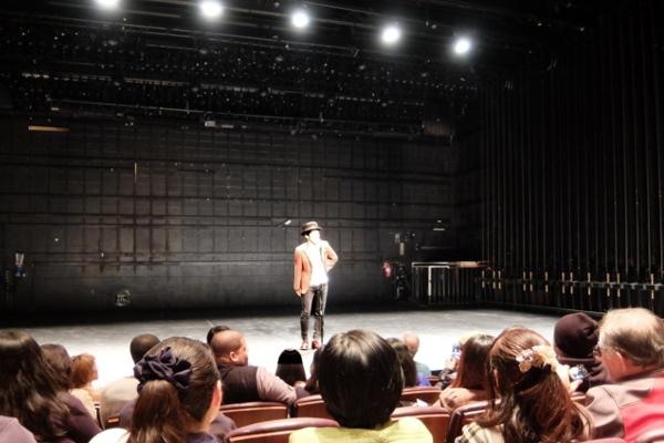 キングコング西野さんのNYでの独演会に行ってきました_b0007805_1505110.jpg