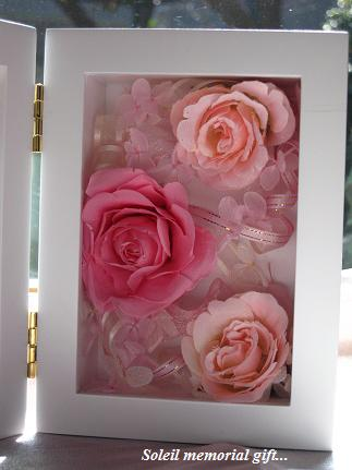 優しさ伝える☆桜色の母の日ギフトアレンジ♡_c0098807_19345250.jpg