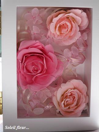 優しさ伝える☆桜色の母の日ギフトアレンジ♡_c0098807_20202675.jpg