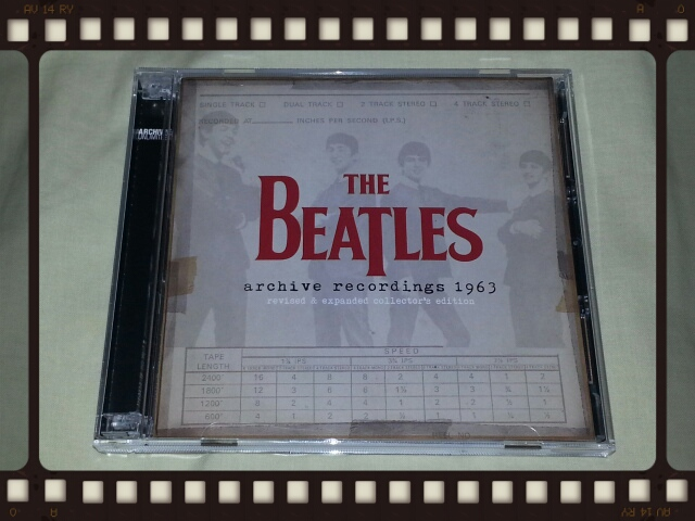 the Beatles archive recordings 1963 revised & expanded collector\'s edition_b0042308_1254081.jpg