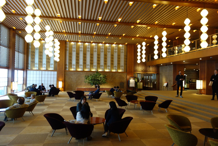 ホテルオークラ東京とぜいたくについて_d0116009_1017127.jpg