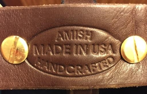 アメリカ仕入れ情報#42 細身アーミッシュベルト見つかりました!_c0144020_11490626.jpg