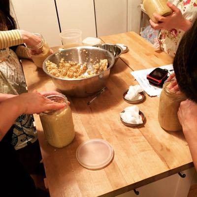 麹発酵を学ぶクラスのお話(続き〜改定で)⭐︎_f0095325_5565139.jpg