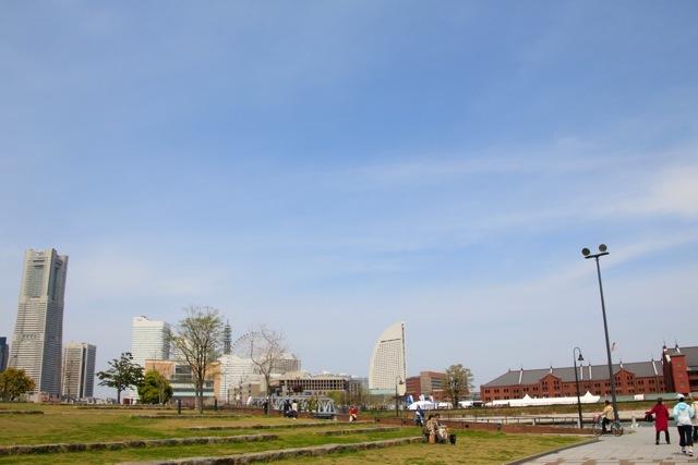 【横浜公園】part 2_f0348831_22570298.jpg