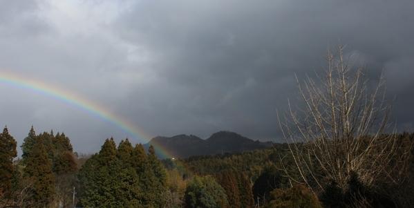 祝福の虹に..かんぱ~い♪_a0174458_0553522.jpg