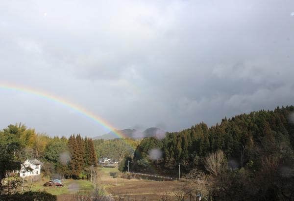 祝福の虹に..かんぱ~い♪_a0174458_16482.jpg