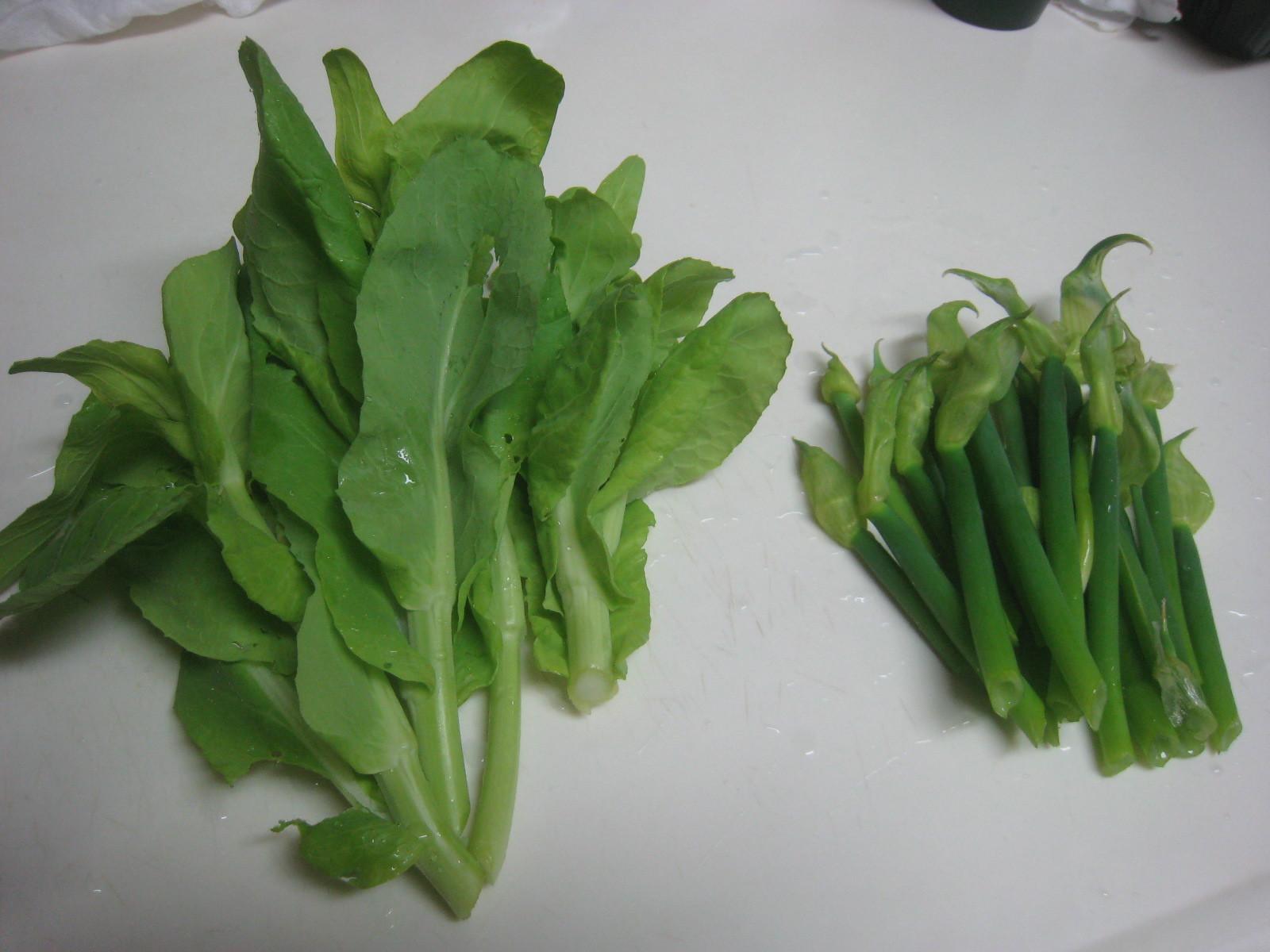 早春の収穫物いろいろ_e0121558_21480965.jpg