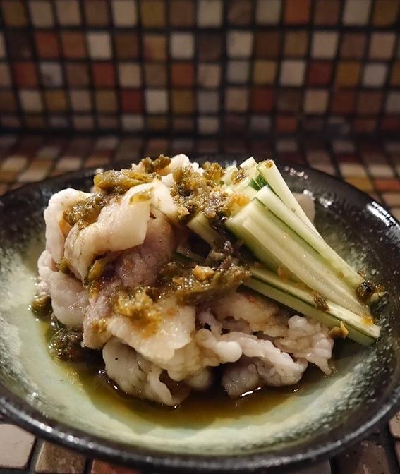 幸菜 福耳 @北新地、中国料理の新星。_b0118001_10281741.jpg