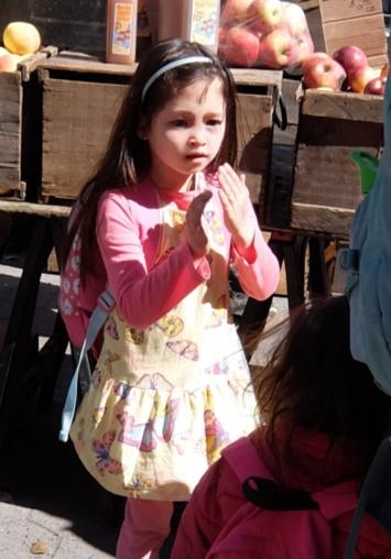 春がやってきたニューヨークの青空市場、Green Market_b0007805_2216227.jpg