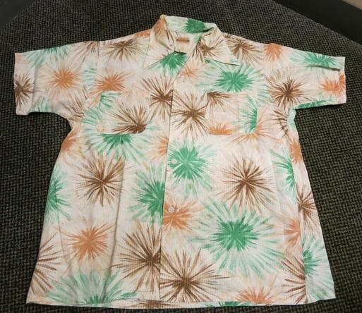 アメリカ仕入れ情報#48 50\'S Penny\'s シアサッカーシャツ!_c0144020_12291682.jpg