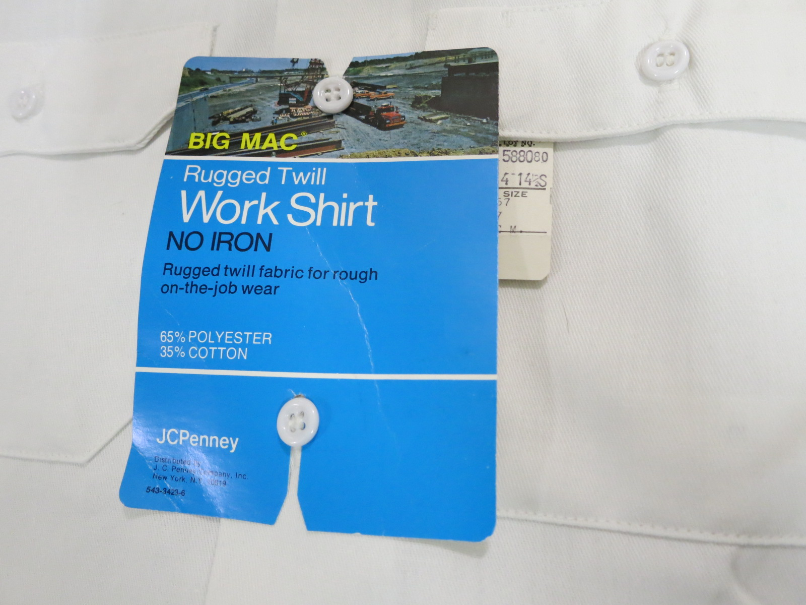 アメリカ仕入れ情報#49 80'S BIGMAC WORK SHIRS!_c0144020_12365635.jpg