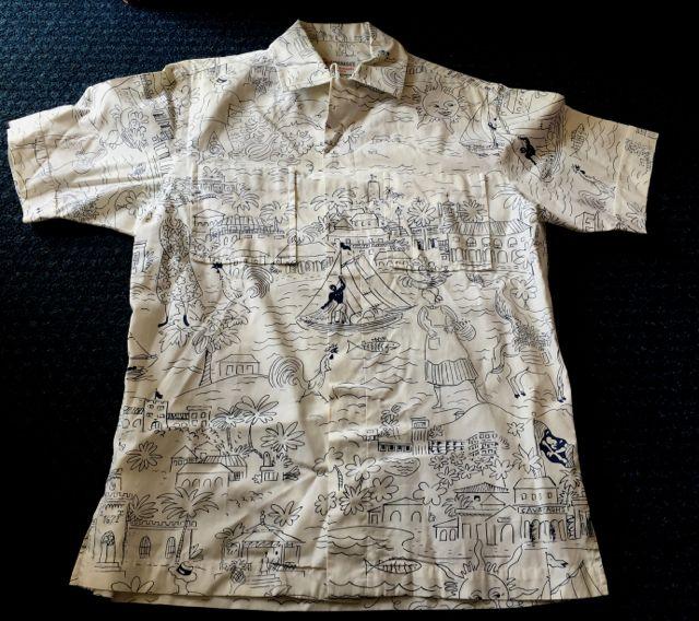 アメリカ仕入れ情報#50 デッドストック!60\'S  コットンシャツ!_c0144020_13151579.jpg