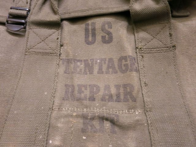 アメリカ仕入れ情報#47 50\'S U.S ARMY KIT BAG!_c0144020_3564532.jpg