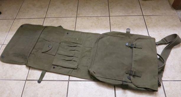 アメリカ仕入れ情報#47 50\'S U.S ARMY KIT BAG!_c0144020_3571324.jpg