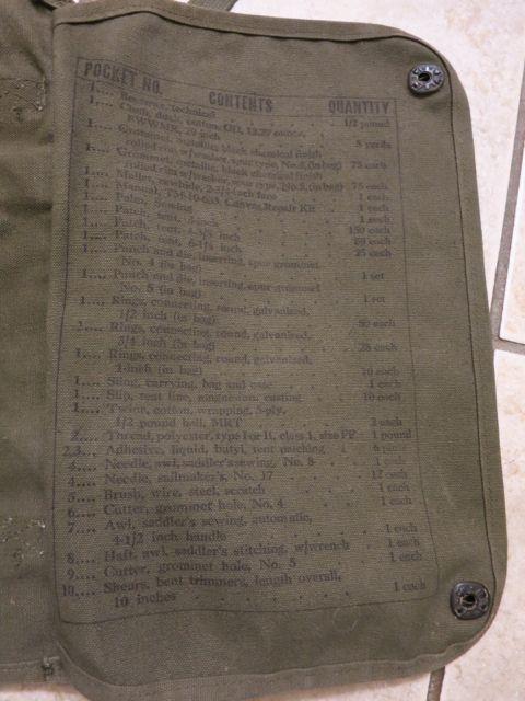 アメリカ仕入れ情報#47 50\'S U.S ARMY KIT BAG!_c0144020_3572217.jpg