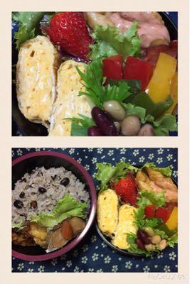 今日のお弁当♪_d0004447_22393083.jpg