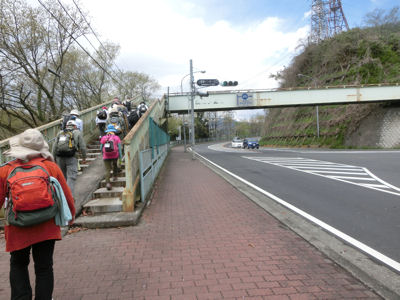 お茶壷道中(甲州街道) 上野原から相模湖へ_f0019247_17114046.jpg