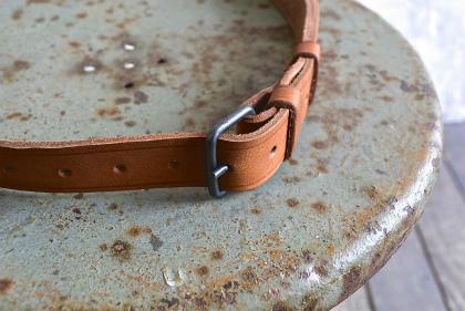 Hungarian army slim belt dead stock_f0226051_13122642.jpg