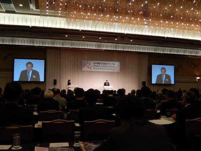 「最大の問題は、日本人が中韓両国に行かなくなったこと」なのだろうか?(第7回 日中韓観光大臣会合)_b0235153_10595655.jpg