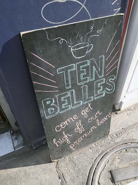 TEN BELLS【Cafe, Paris】_b0270459_1533095.jpg