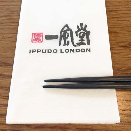 ロンドンの一風堂【IPPUDO, London】_b0270459_2154137.jpg
