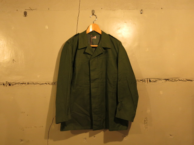 """SWEDISH WORK JACKET REMAKE OLIVE\""ってこんなこと。_c0140560_10361268.jpg"