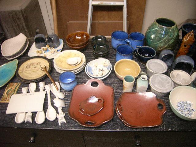 酸化焼成(OF)の窯があがりました。_e0046128_1319870.jpg