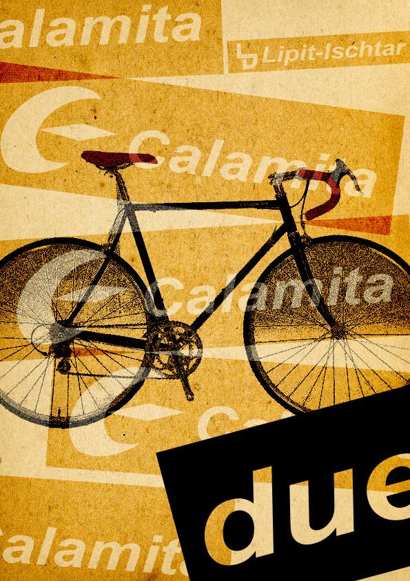 『 Calamita due 』x『lipit-ischtar』カラミータ リピトデザイン クロモリ ロード おしゃれ 自転車 女子_b0212032_1610091.jpg