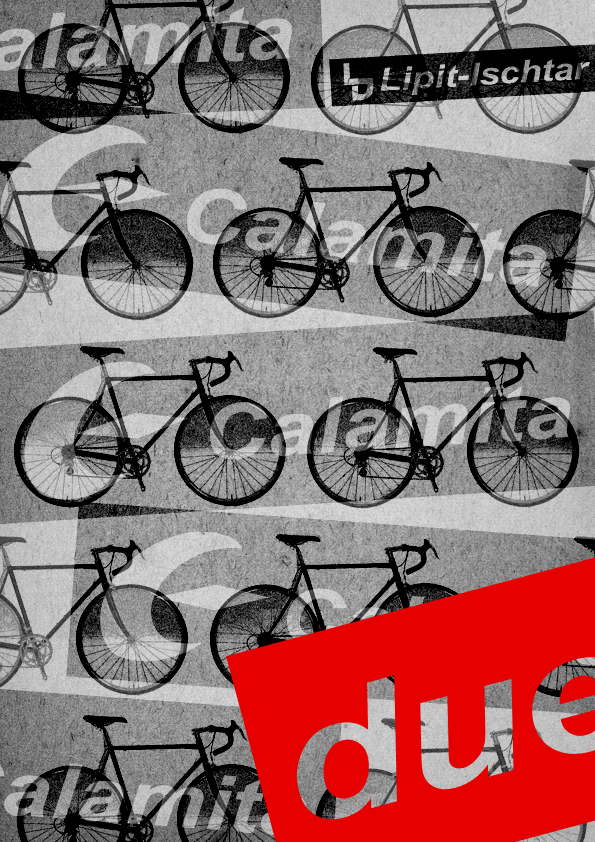 『 Calamita due 』x『lipit-ischtar』カラミータ リピトデザイン クロモリ ロード おしゃれ 自転車 女子_b0212032_1613320.jpg