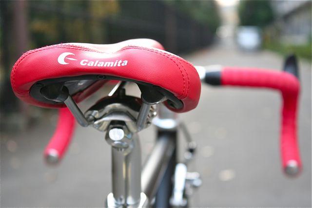 『 Calamita due 』x『lipit-ischtar』カラミータ リピトデザイン クロモリ ロード おしゃれ 自転車 女子_b0212032_1634169.jpg