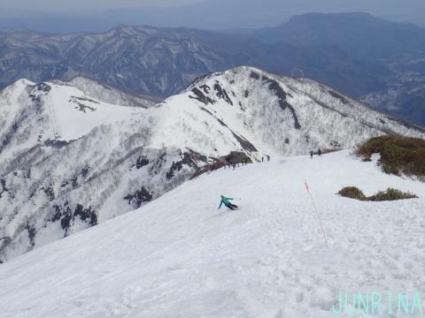 春の谷川岳、最高です!_d0110562_04281082.jpg