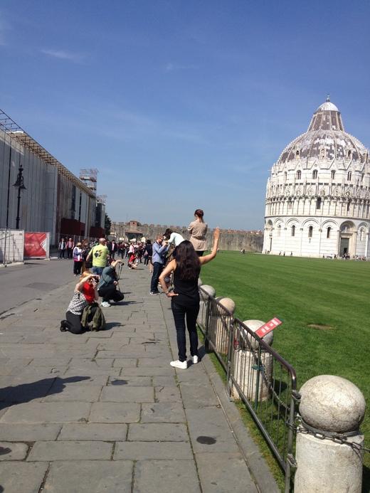 私にとって、ピサで撮ってもらいたいもの_a0136671_0405558.jpg