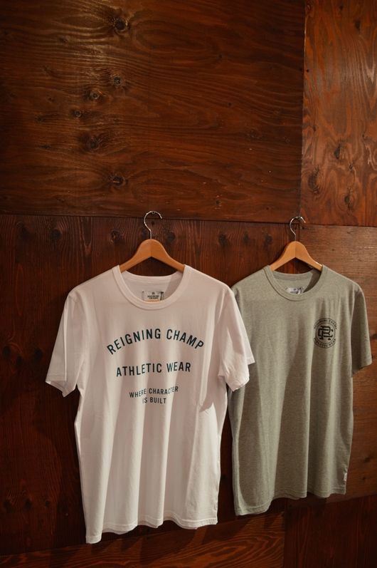 STANDARD CALIFORNIA & REIGNING CHAMP New Item delivery!!_f0020773_16514570.jpg