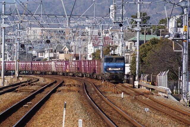 藤田八束の貨物列車写真集:地方創生に貢献、貨物列車「桃太郎」の素晴らしい勇姿_d0181492_21333880.jpg