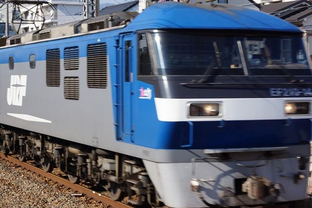 藤田八束の貨物列車写真集:地方創生に貢献、貨物列車「桃太郎」の素晴らしい勇姿_d0181492_213706.jpg