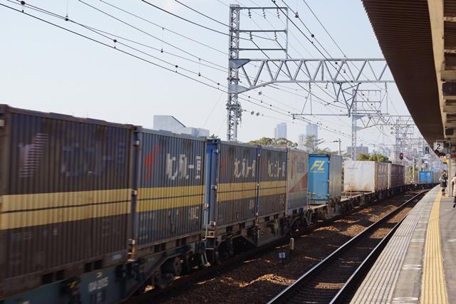 藤田八束の貨物列車写真集:地方創生に貢献、貨物列車「桃太郎」の素晴らしい勇姿_d0181492_21375314.jpg