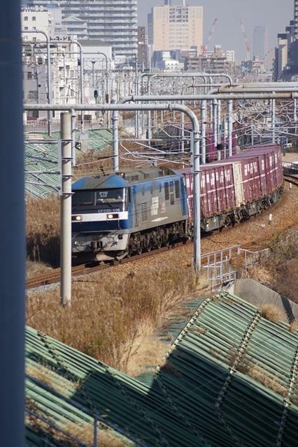 藤田八束の貨物列車写真集:地方創生に貢献、貨物列車「桃太郎」の素晴らしい勇姿_d0181492_2353993.jpg