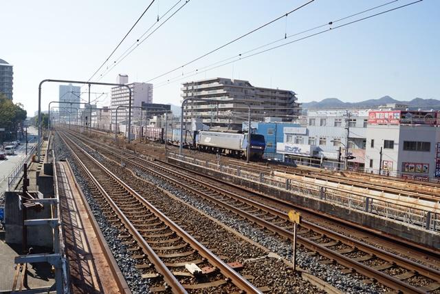 藤田八束の貨物列車写真集:地方創生に貢献、貨物列車「桃太郎」の素晴らしい勇姿_d0181492_2362395.jpg