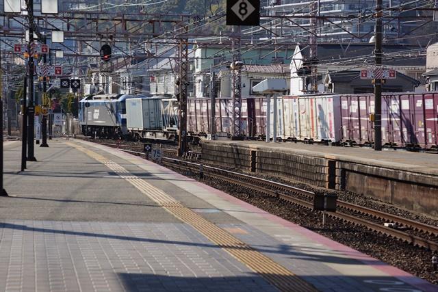 藤田八束の貨物列車写真集:地方創生に貢献、貨物列車「桃太郎」の素晴らしい勇姿_d0181492_2373583.jpg