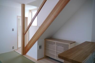 新潟市 エアコン 暖房設備_c0091593_17553390.jpg
