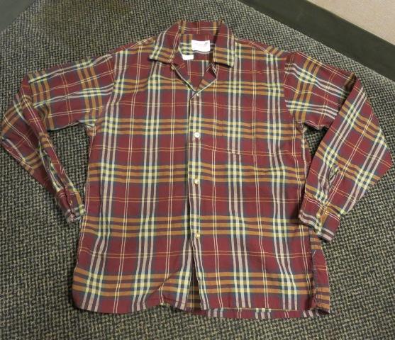 アメリカ仕入れ情報#52 50'S~オープンボックスシルエットシャツ!_c0144020_14513858.jpg