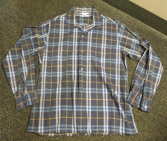 アメリカ仕入れ情報#52 50'S~オープンボックスシルエットシャツ!_c0144020_145211.jpg
