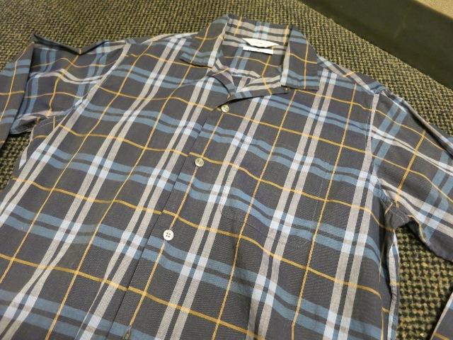 アメリカ仕入れ情報#52 50'S~オープンボックスシルエットシャツ!_c0144020_1452259.jpg