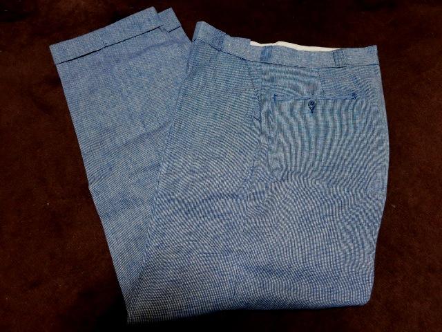 アメリカ仕入れ情報#54 デッドストック 60'S~BIC MAC ピンチェック パンツ!_c0144020_1553127.jpg